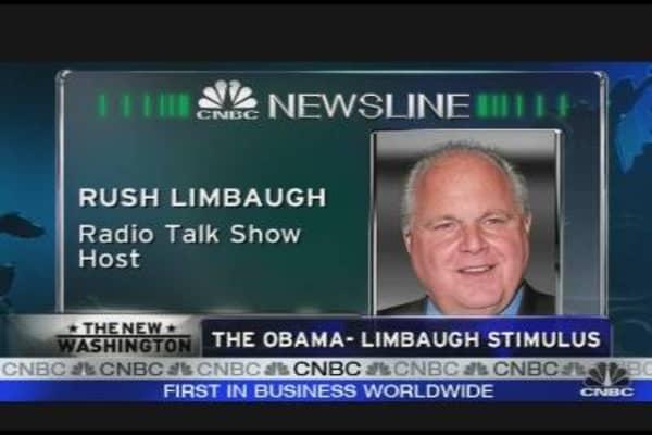 The Obama-Limbaugh Stimulus