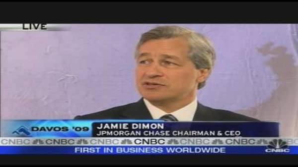 Dimon on the Bad Bank Plan