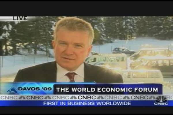 Niederauer on the Global Economy