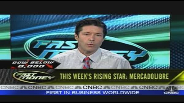 Rising Star: Mercadolibre