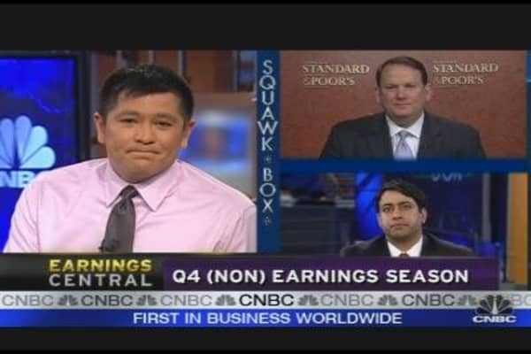 Earnings Season Bright Spots