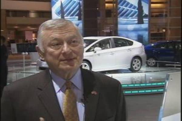 Don Esmond, Toyota