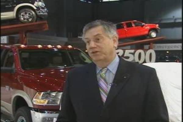 Frank Klegon, Chrysler