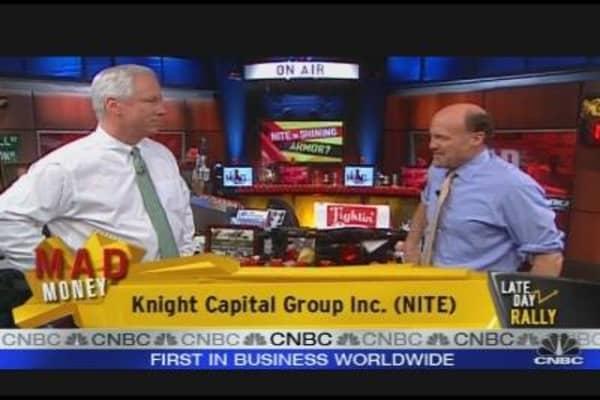 Knight Capital: A Winner Amid Losers