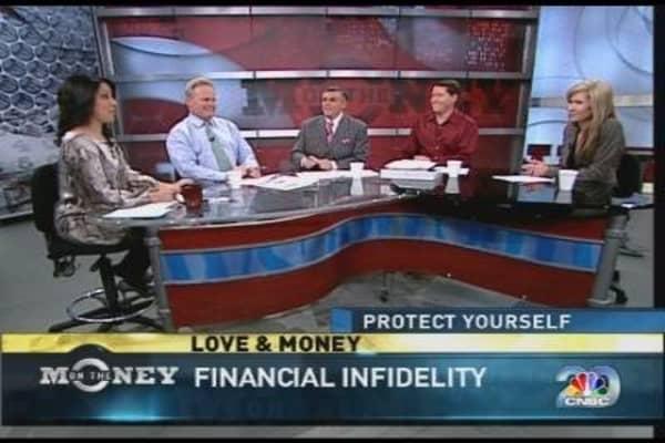 Love & Money: Money Infidelity