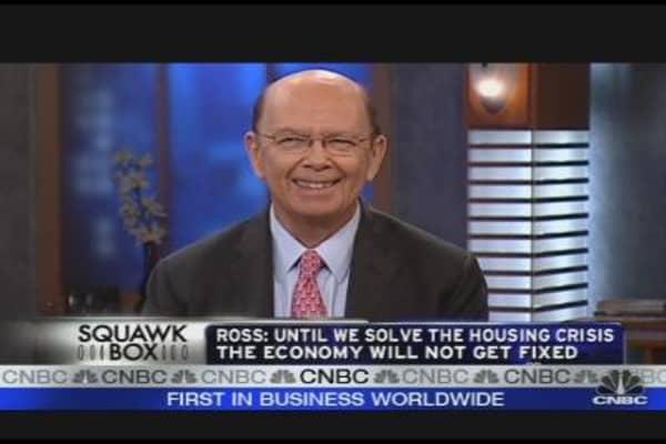 "Ross: Consumer Leveraging a ""Ponzi Scheme"""