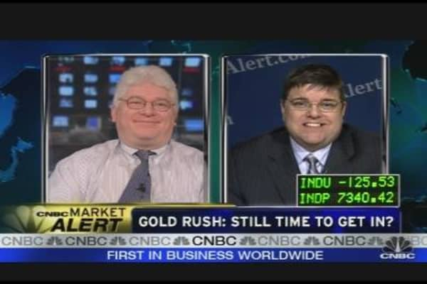 Gold Rush: Still Time to Get In?