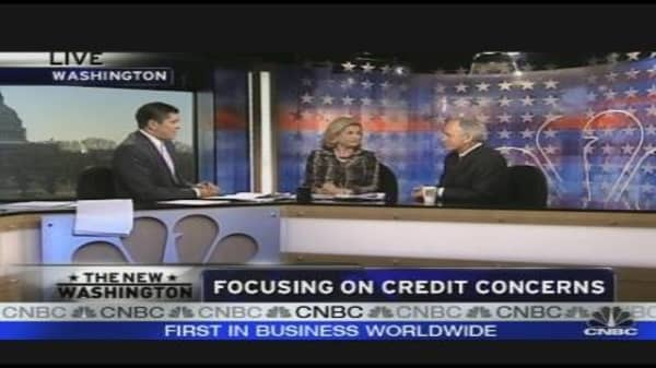 Focusing on Credit Concerns