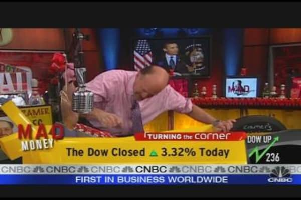 Cramer's Plan to Fix the Financial Crisis