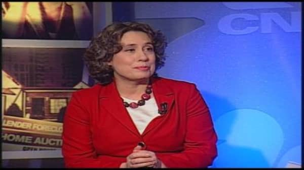 FDIC Chairman Sheila Bair on the Housing Market