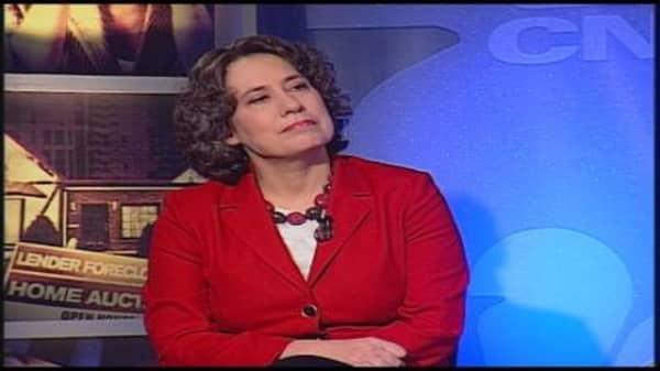 FDIC Chairman Sheila Bair on Owning a Home