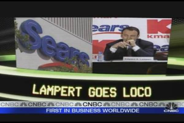 Lampert Goes Loco