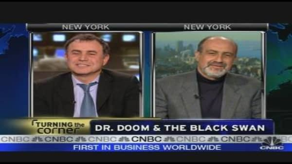 Predicting Crisis: Dr. Doom & the Black Swan