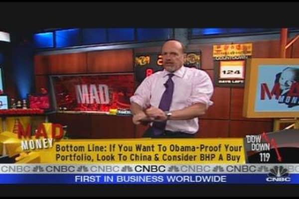 Obama-Proof Your Portfolio