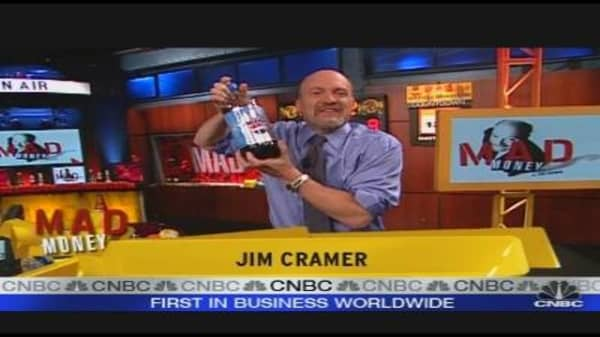 Cramer's PEP Talk