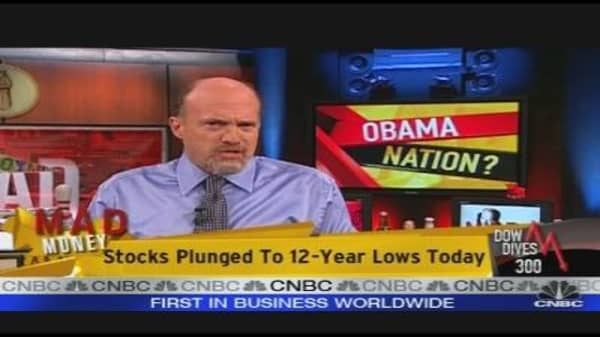 Cramer: Obama Nation?