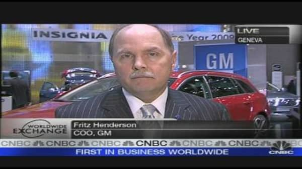GM COO: Feb Sales Will Be Weak