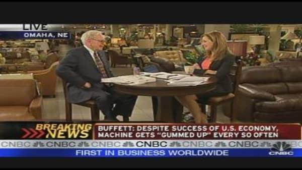 Buffett: Finding the Right Solution