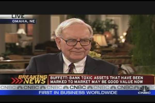 Warren Buffett: Billionaire Next Door