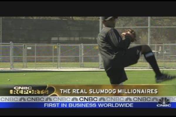 Real Slumdog Millionaires