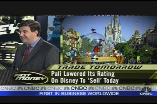 The Media Trade: DIS
