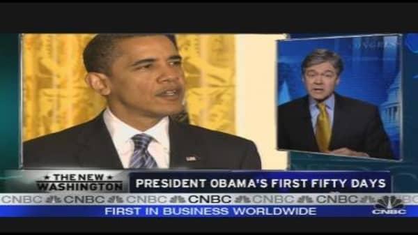 Obama's First 50