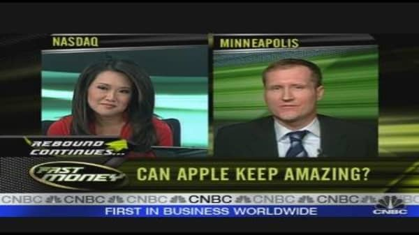 Can AAPL Keep Amazing?