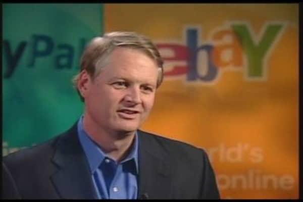 Ebay CEO Talks Growth