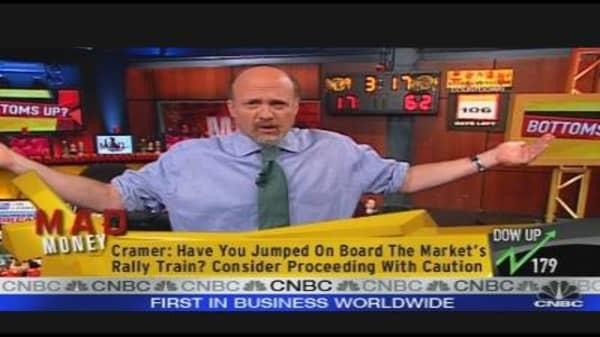 Cramer's Reasons to Celebrate
