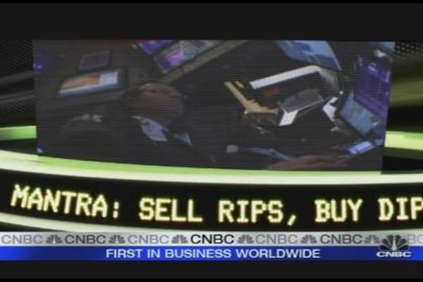 Sell Rips, Buy Dips