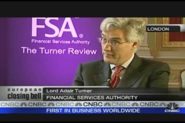 FSA Plans to Cut Banking Risks