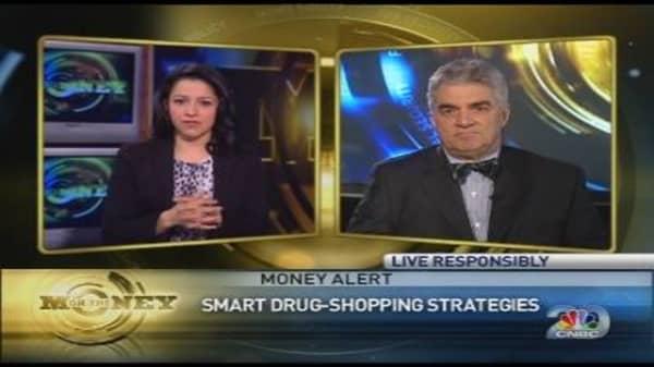 Money Alert: Get Prescription Drugs for Less
