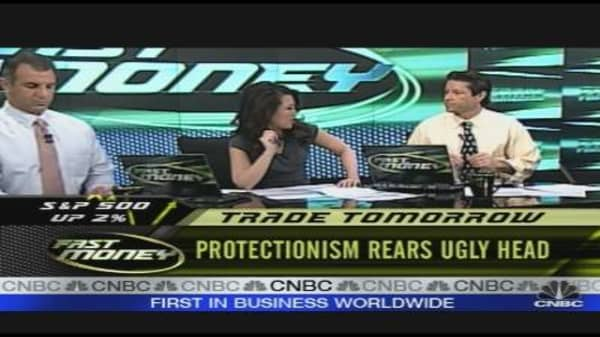 Protectionism Rears Ugly Head