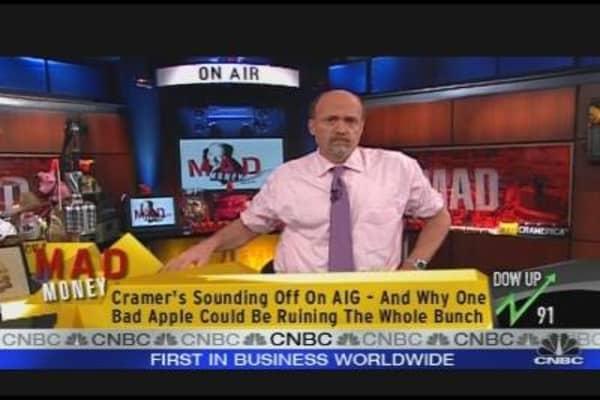 Cramer On AIG