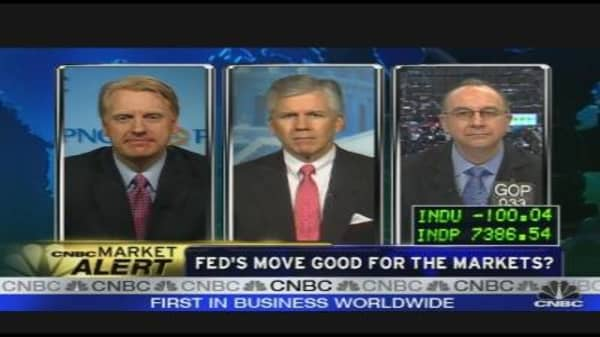 Markets & the Fed