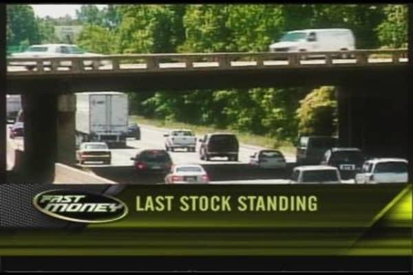 Last Stocks Standing: Autos