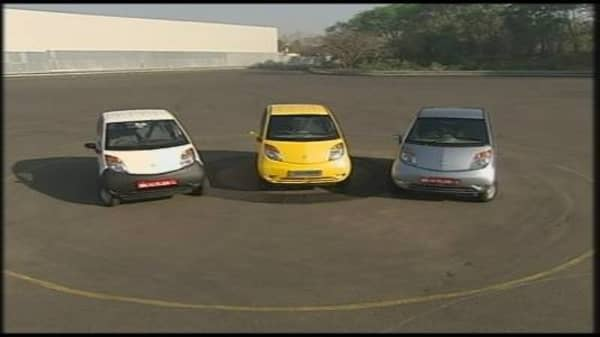 Nano By Tata Motors