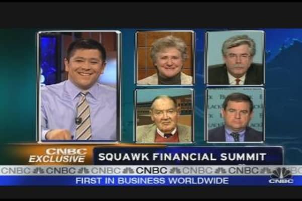 Financial Insiders: No Longer a Bear Market?