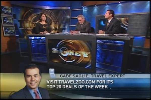 OTM Web Extra: Hot Travel Deals