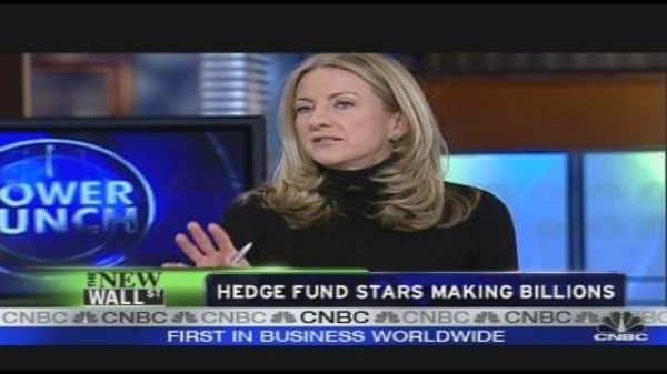 Hedge Fund Kings Making Billions
