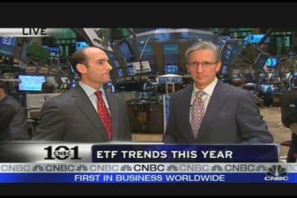 CNBC 101: ETF Trends This Year