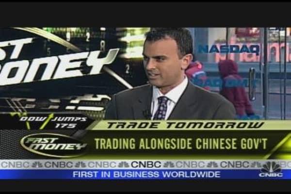 Trading China's Stimulus