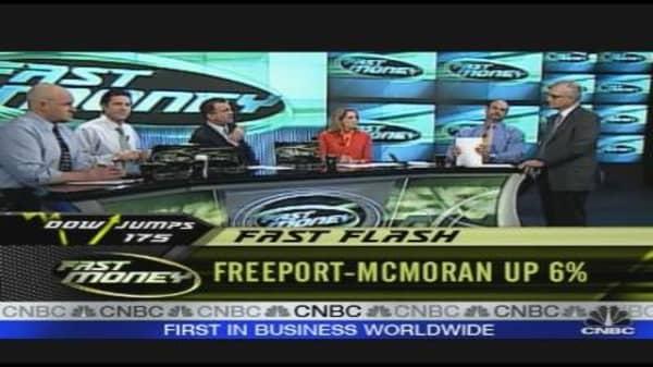 FCX Nears 6-Month High