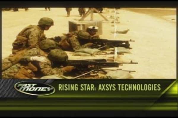 Rising Star: Axsys