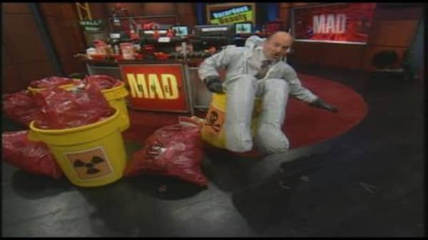 Mad Money, November 21, 2006