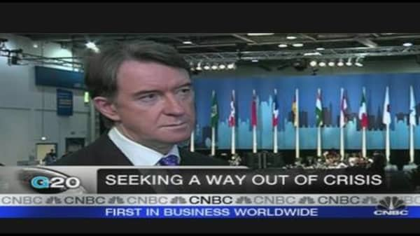 UK Ready for Reforms: Mandelson