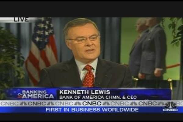 Ken Lewis: Banking on America