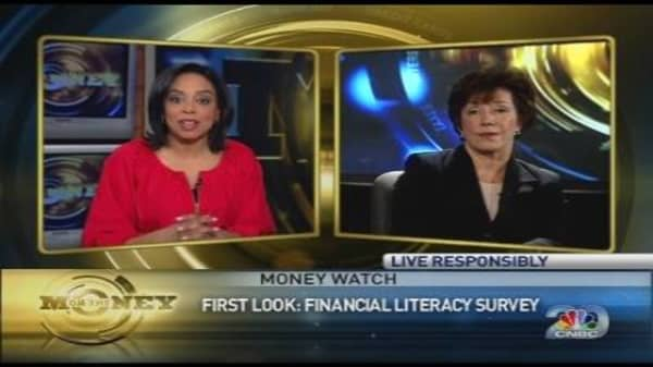 Improving Financial Literacy