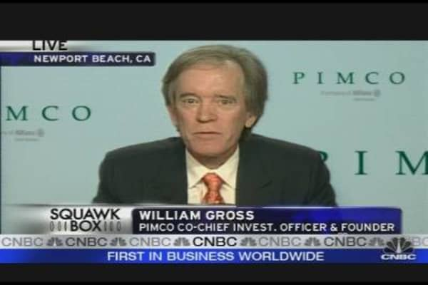 Pimco's Gross Talks Jobs Report