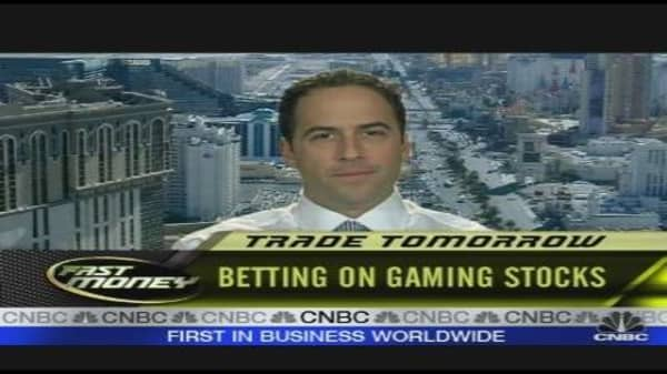 Gaming Stocks Continue to Soar